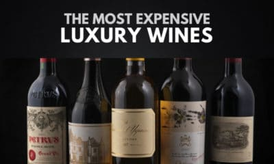 The 20 Most Expensive Wines In the World