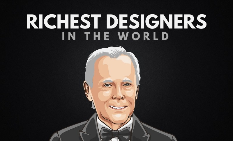 The 25 Richest Designers In The World 2020 Wealthy Gorilla