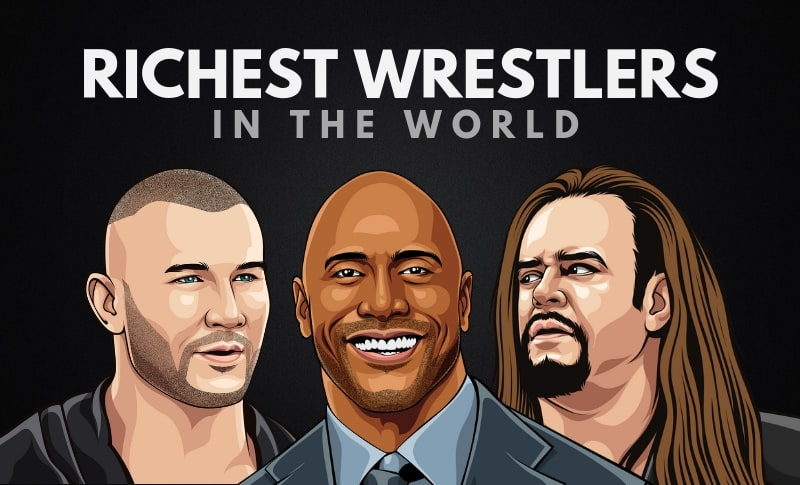 The 30 Richest Wrestlers in the World