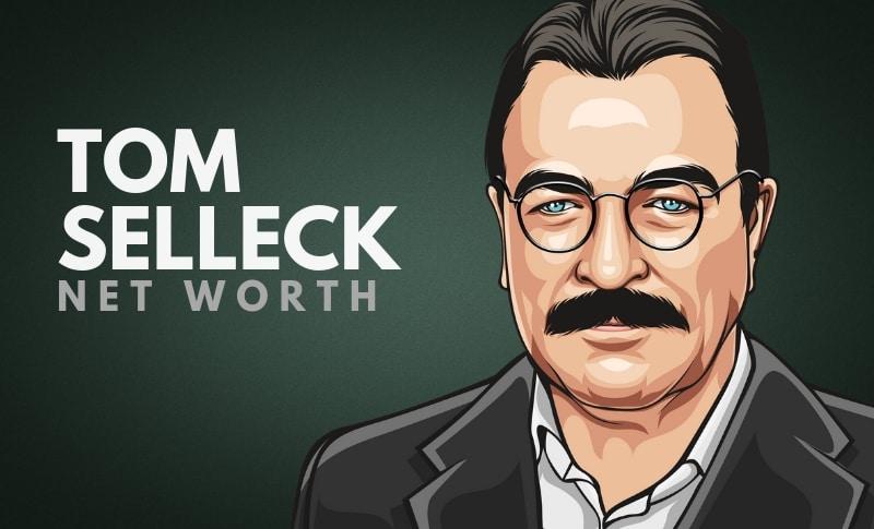 Tom Selleck's Net Worth