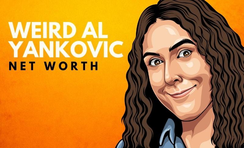 Weird Al Yankovic's Net Worth