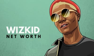 Wizkid's Net Worth