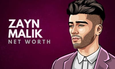 Zayn Malik's Net Worth