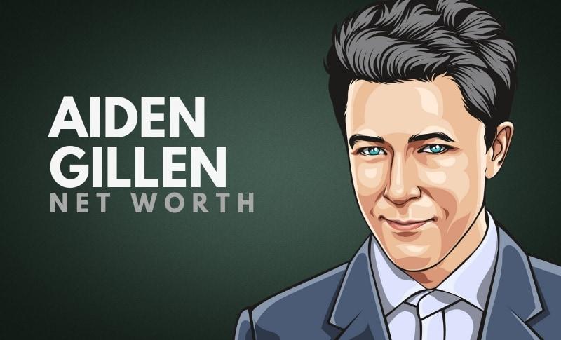 Aiden Gillen's Net Worth