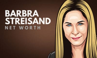 Barbra Streisand's Net Worth