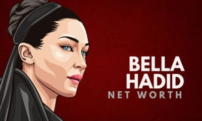 Bella Hadid's Net Worth