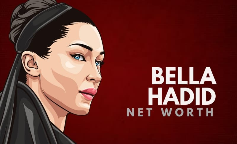 Bella Hadid's Net Worth
