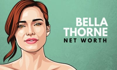 Bella Thorne's Net Worth