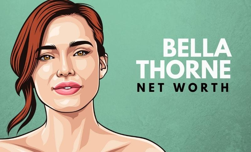 Bella Thorne's Net Worth