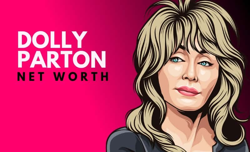 Dolly Parton's Net Worth
