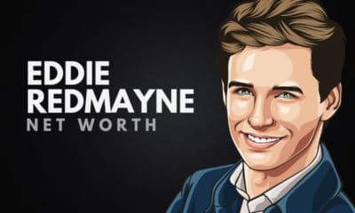 Eddie Redmayne's Net Worth