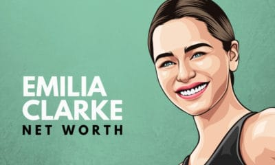 Emilia Clarke's Net Worth