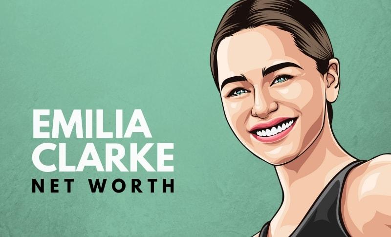 Emilia Clarke's Net Worth