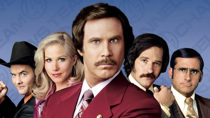 Funniest Movies - Anchorman