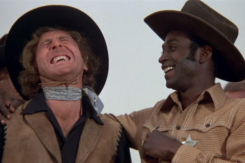 Funniest Movies - Blazing Saddles