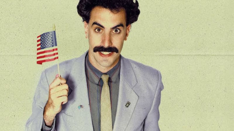 Funniest Movies - Borat