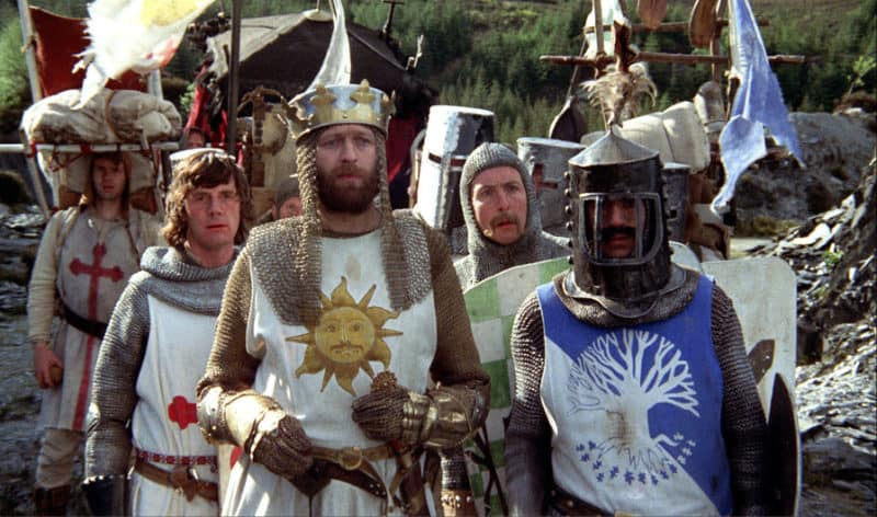 Funniest Movies - Monty Python and the Holy Grail