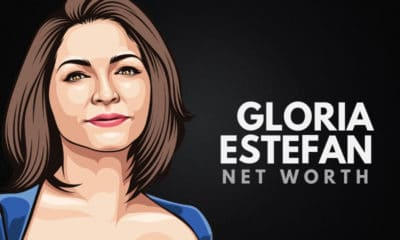 Gloria Estefan's Net Worth