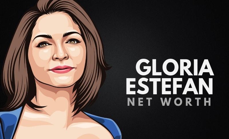 Gloria Estefan's Net Worth