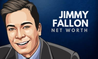 Jimmy Fallon's Net Worth