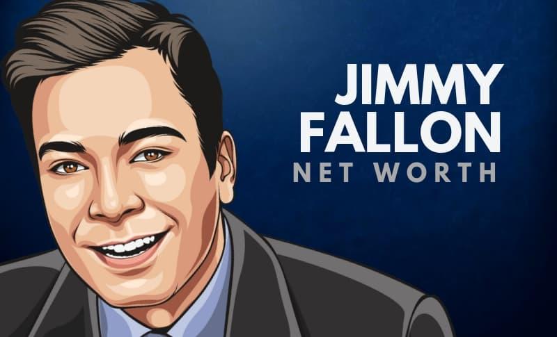 Jimmy Fallon's Net Worth