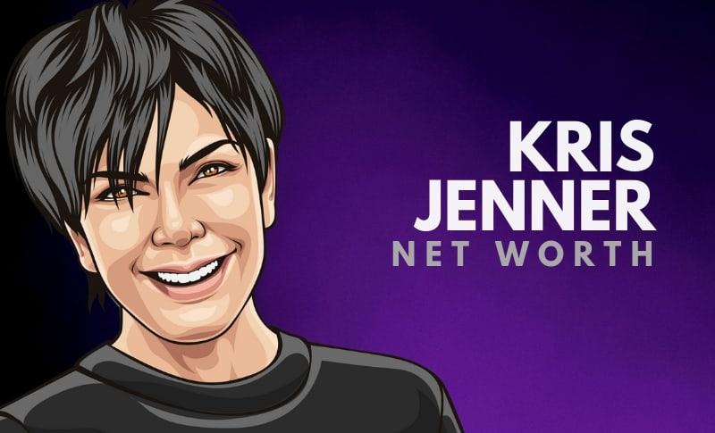 Kris Jenner's Net Worth