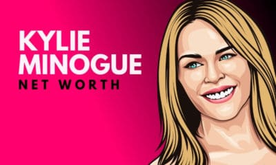Kylie Minogue's Net Worth