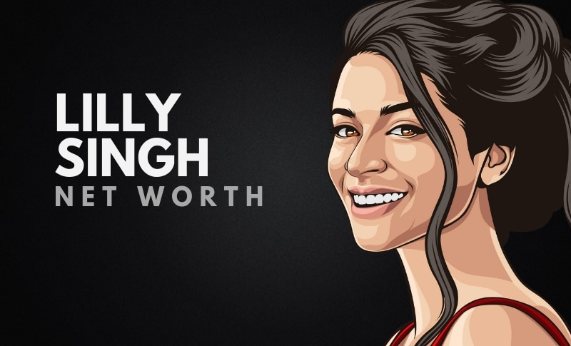 Lilly Singh's Net Worth