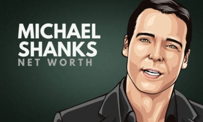 Michael Shanks' Net Worth
