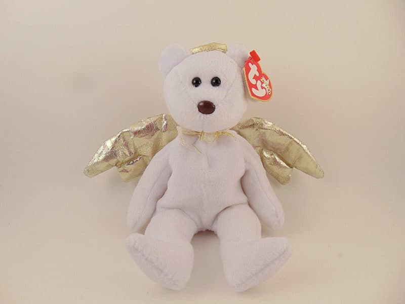 Most Expensive Beanie Babies - Halo The Bear