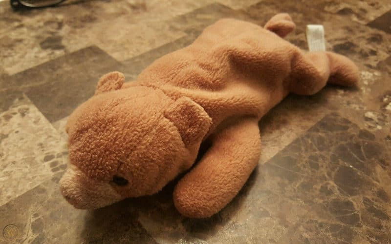 Most Expensive Beanie Babies - Brownie the Bear
