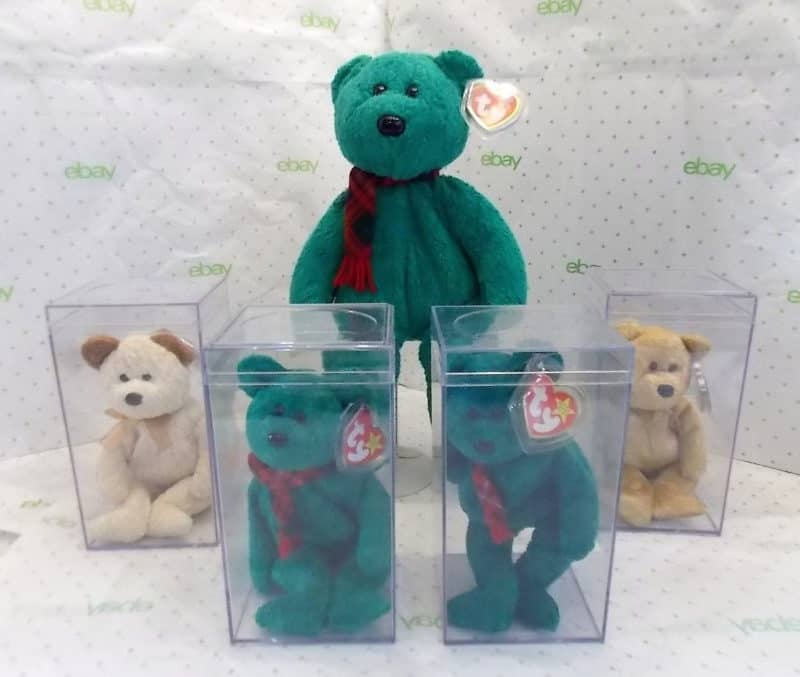 Most Expensive Beanie Babies - Large Wallace and his Squad
