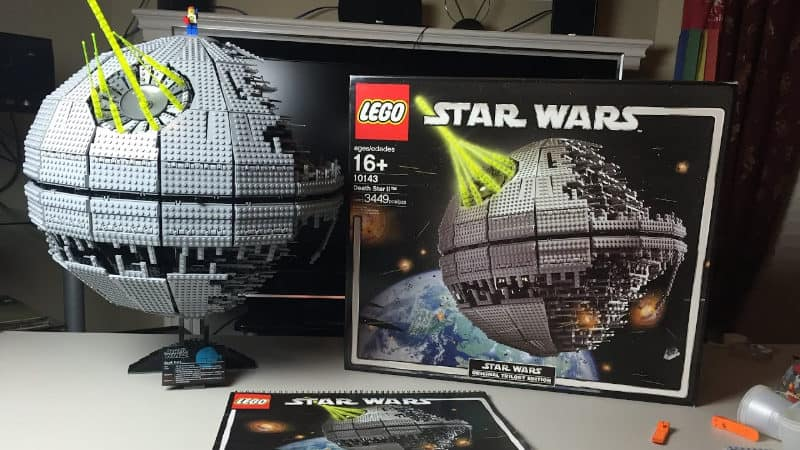 Most Expensive Lego Sets - Death Star II