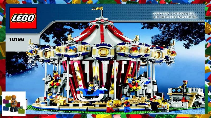 Most Expensive Lego Sets - Grand Carousel