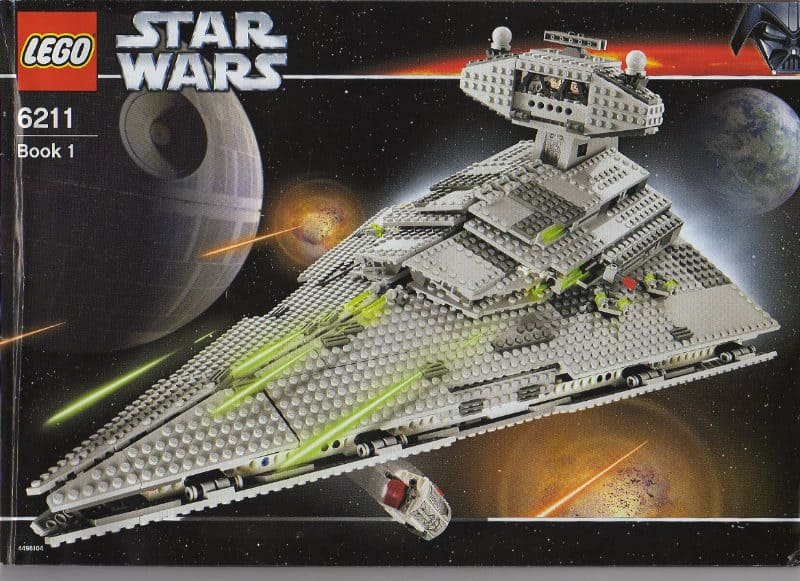 Most Expensive Lego Sets - Imperial Star Destroyer