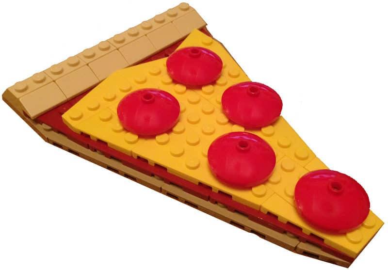 Most Expensive Lego Sets - TMNT Antonio's Pizza-Rama (New York Comic-Con 2012 Exclusive)