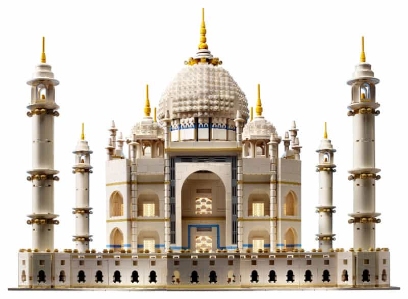 Most Expensive Lego Sets - Taj Mahal
