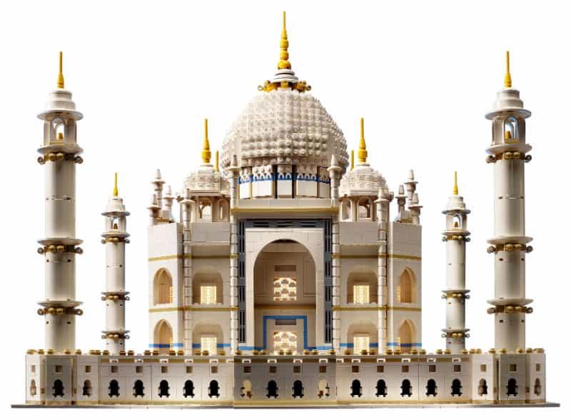 Most Expensive Lego Sets - Taj Mahal