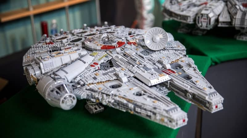 Most Expensive Lego Sets - Ultimate Collector's Millennium Falcon