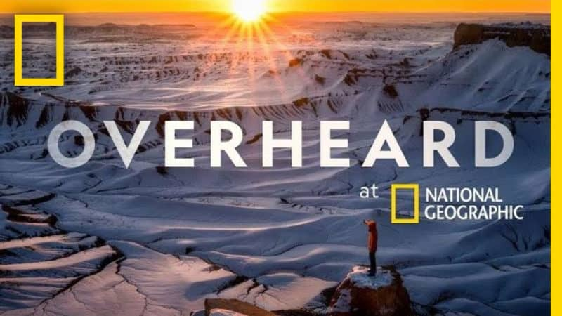 Most Popular Podcasts - Overheard at National Geographic