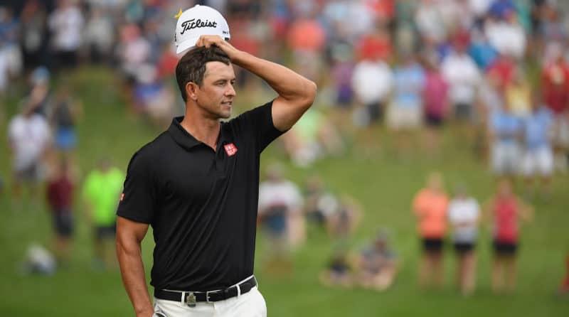 Richest Golfers - Adam Scott