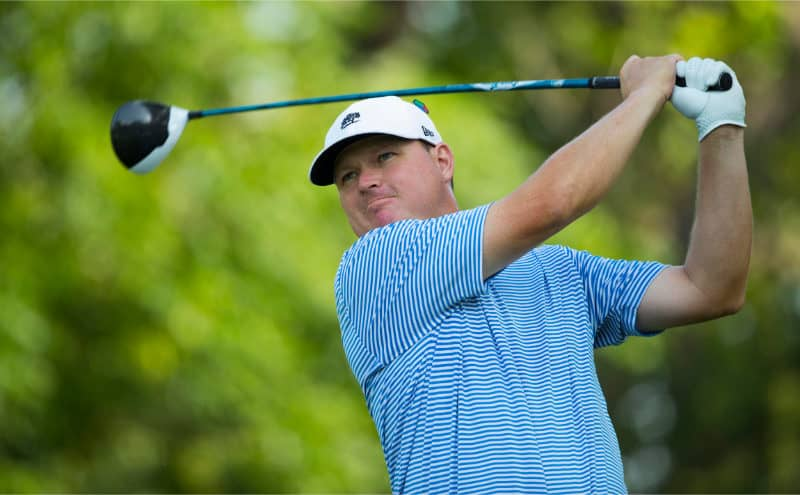 Richest Golfers - Chad Campbell