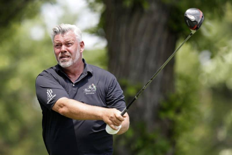 Richest Golfers - Darren Clarke