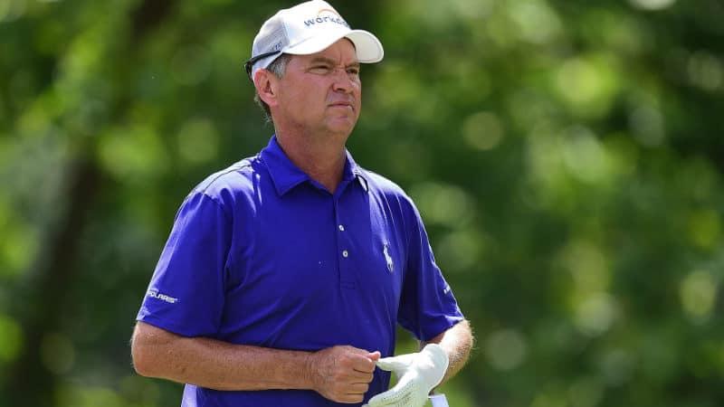 Richest Golfers - Davis Love