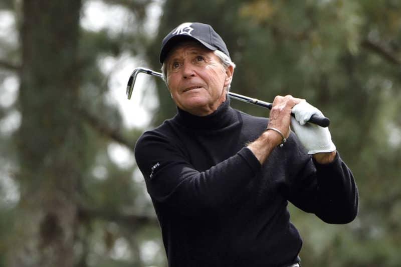 Richest Golfers - Gary Player