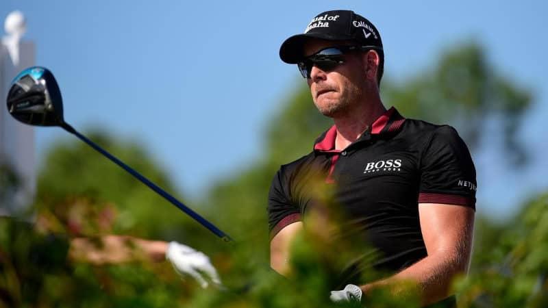 Richest Golfers - Henrik Stenson