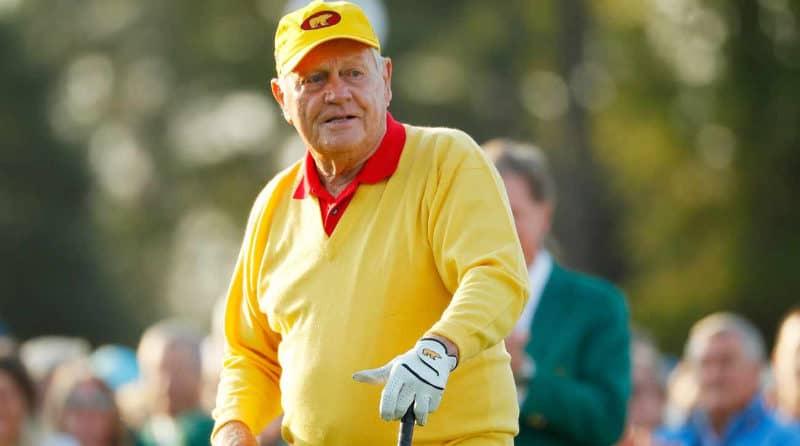 Richest Golfers - Jack Nicklaus