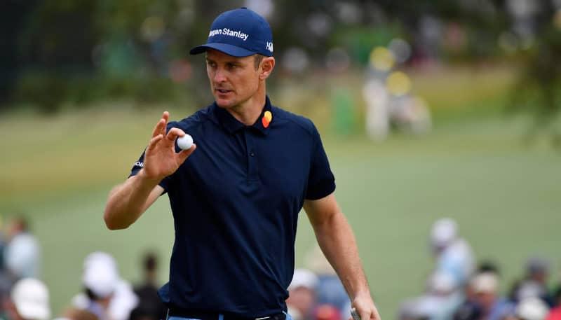 Richest Golfers - Justin Rose