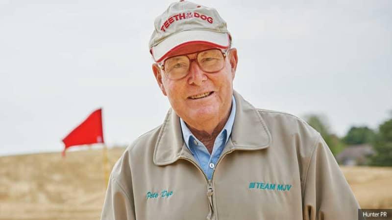 Richest Golfers - Pete Dye