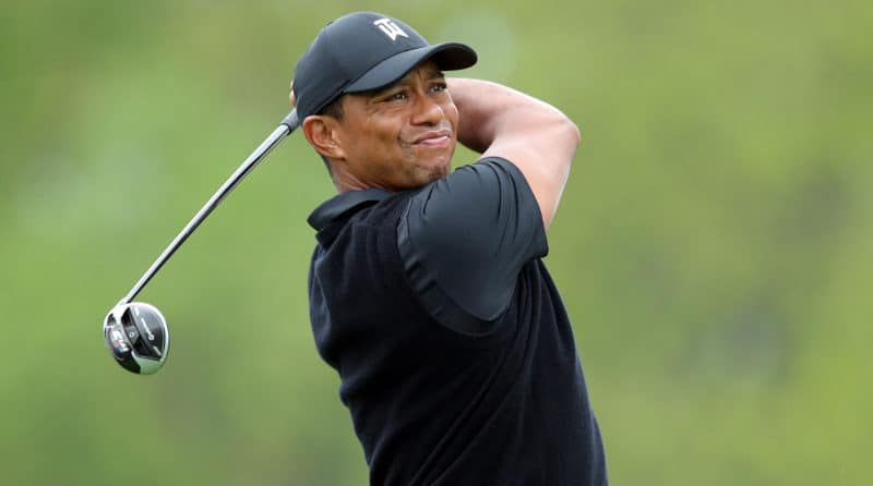 Richest Golfers - Tiger Woods